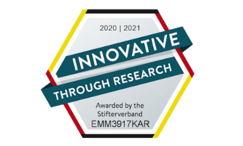 Innovative Through Research Logo